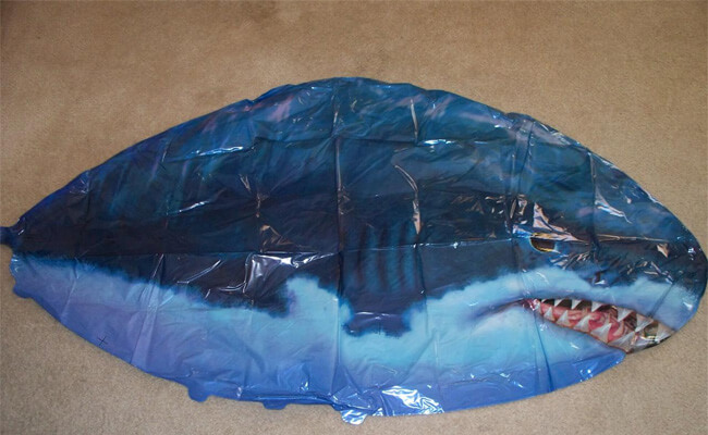 Air Swimmer Shark Instructions Body