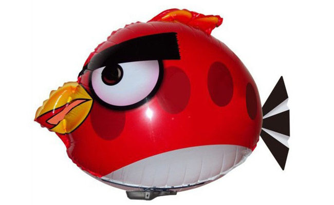 Air Angry Birds Flying Toy