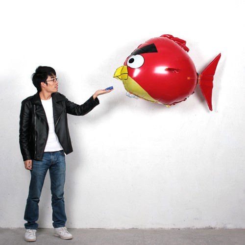 Air Angry Birds Toy