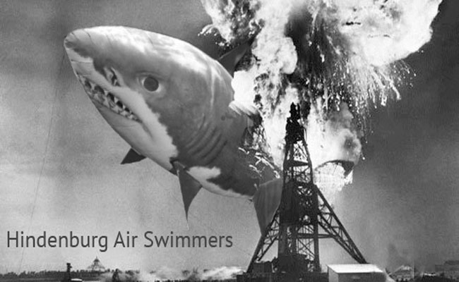 Hindenburg Air Swimmers