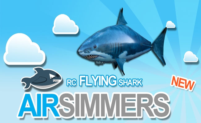 Air Swimmer Shark Review