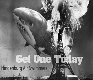 Get Air Swimmer Shark