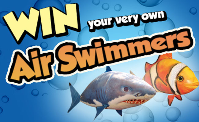 Win an Air Swimmer