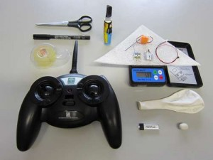 nano air swimmer tools