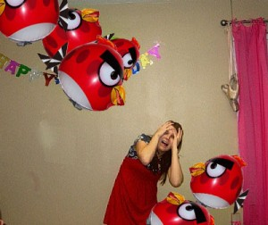 Air Swimmers Angry Birds Buy