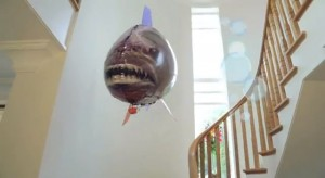 Air Swimmers Piranha