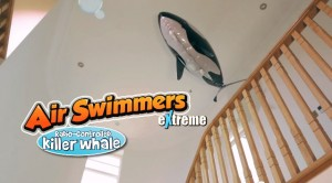 Air Swimmers Whale Review