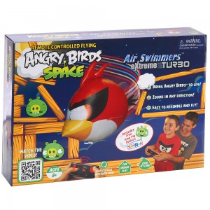 Angry Birds Space Air Swimmers Review