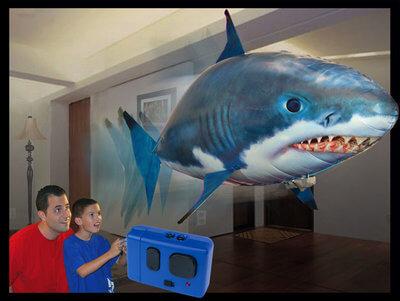 Air Swimmers Shark